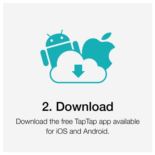 TapTap II – Light Show Gadget