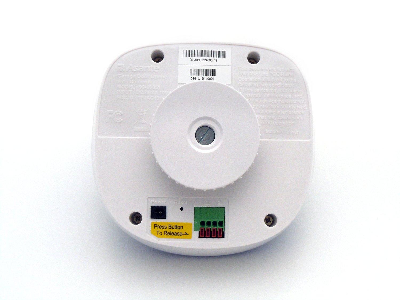Asante Garage Door Opener With Camera Kit Sensor