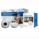 Garage Door Opener with Camera Kit + Sensor