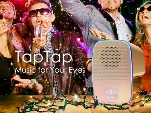 TapTap II - Bluetooth and WiFi Light Show creator